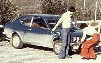 Fiat 128 SL