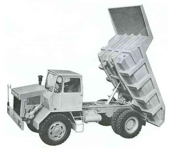 KAELBLE truck Kaelble2_ca