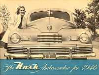 Nash 600, Ambassador