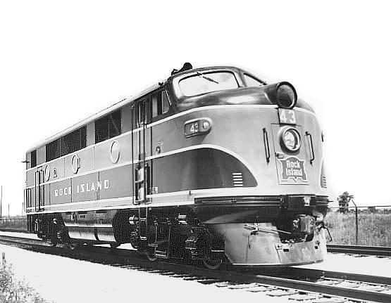 Southern Maine Motors >> Diesellokomotiven EMD F-Reihe