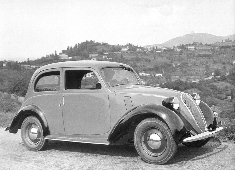 Fiat Balilla 1100 - 1937