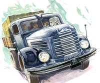 Steyr Diesel 1953 - 68