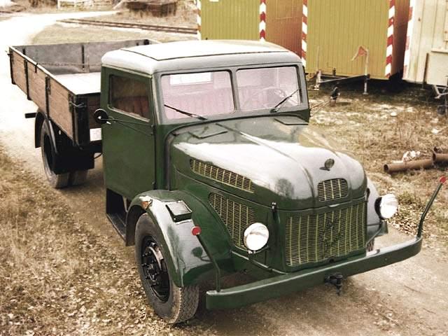 Steyr Diesel 380
