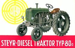 Steyr 80, 80a